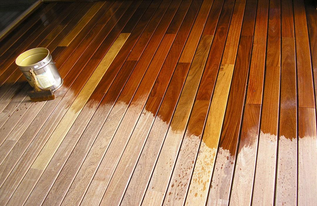 Suelos de madera: Tratamientos Ekolor