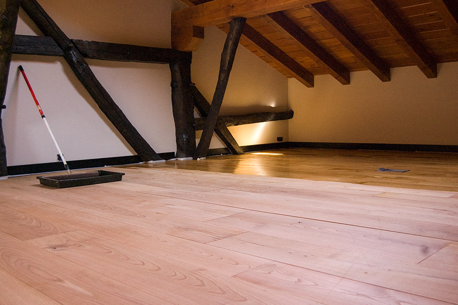 Cómo elegir tratamiento para suelos de madera