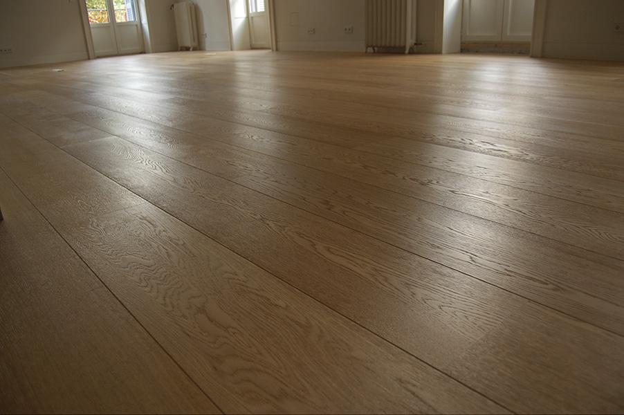 Aceite-cera: Tratamientos de  suelos de madera