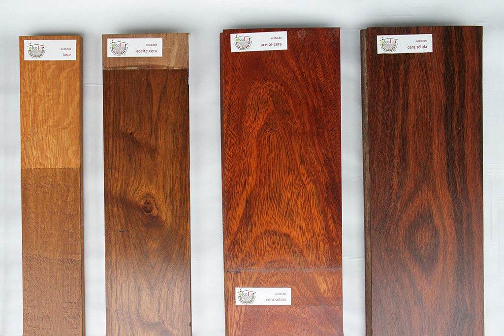 Cómo elegir color para suelos de madera