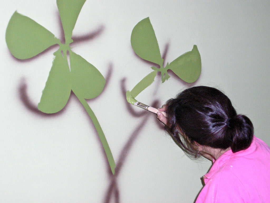 mural-trebol
