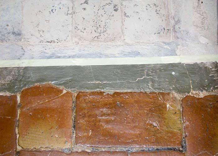 Restauración suelos de barro cocido